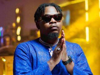 Sitting On The Throne Olamide mp3